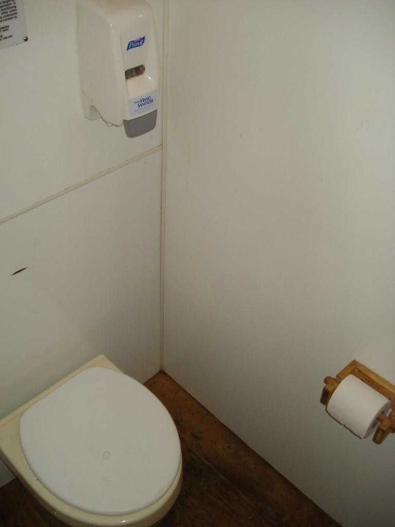 Janet's Toilet