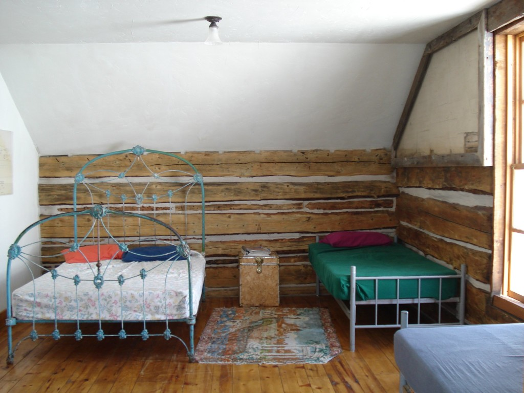 Section House Bedroom