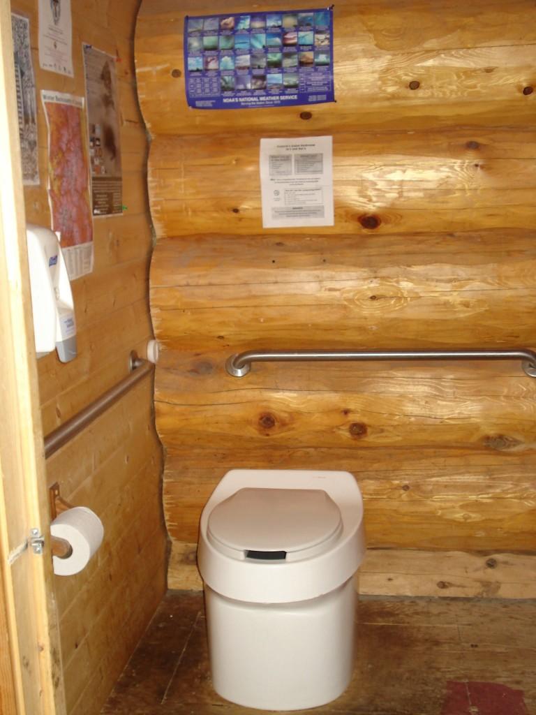 Francie's Toilet